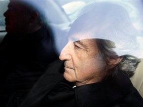 Мэдофф отказался подавать апелляцию на приговор в 150 лет тюрьмы