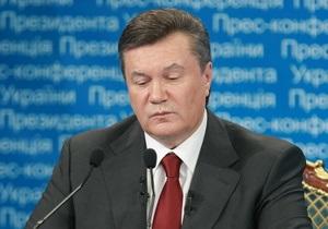 Брюссель объяснил, почему лидеры ЕС отказались встречаться с Януковичем
