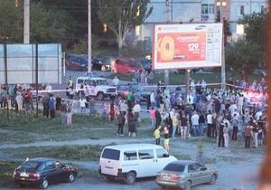 В Ивано-Франковске ДТП с участием пьяного гаишника обернулось массовыми беспорядками, милиция применила слезоточивый газ - СМИ