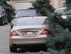 ТаблоID: Дочь Тимошенко ездит на Mercedes за $100 000