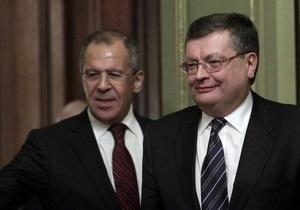 Россия благодарна Украине за деполитизацию вопроса пребывания ЧФ РФ в Крыму