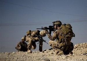 Талибы обстреляли американскую базу в Афганистане