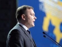 Регионала, обвинившего Тимошенко в уничтожении русского языка, облили кефиром