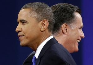 В первой из проголосовавших американских деревень Обама и Ромни набрали равное число голосов
