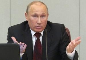 Борьба с коррупцией во властных структурах: от Путина ждут действий