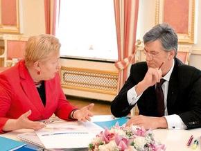 Ульянченко призналась, что часто говорит Ющенко  неприятные вещи