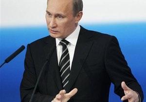 Аналитика: Путин обещает  неэффективной и задавленной  экономике РФ перестройку
