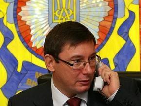 Луценко позвонил Януковичу: Зеком был, зеком и умрет