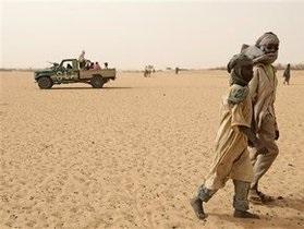 В Судане миротворец ООН застрелил троих сослуживцев и покончил с собой