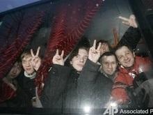 Беларусь: представители оппозиции вышли в центр Минска