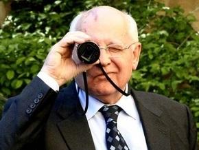 Горбачев представит свои сочинения на крупнейшей в мире книжной ярмарке