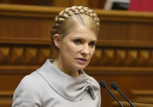 Корреспондент прогнозирует ослабление позиций Тимошенко