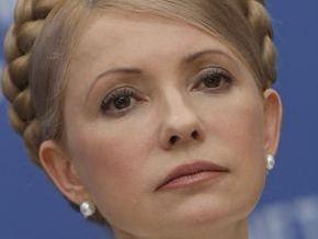 Тимошенко: Не было и дня, чтобы я не злилась на журналистов