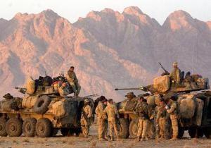 США начали вывоз военной техники из Афганистана через Пакистан