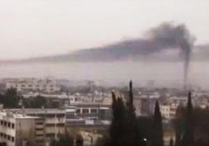 В главном городе сирийских повстанцев погибли двое иностранных журналистов
