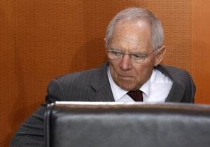 Министр финансов Германии попросил США не вмешиваться в экономическую политику ЕС