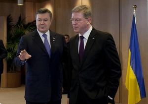 Европейский Союз положительно оценивает результаты саммита Украина-ЕС