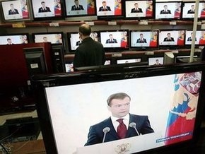 Парламент Крыма оспорил в КС запрет на российские телеканалы