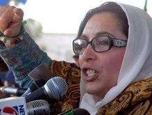 Экс-премьер Пакистана Беназир Бхутто скончалась в результате теракта