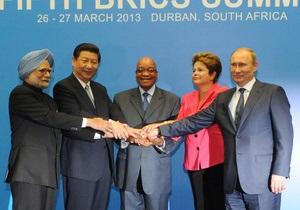 Во время переговоров лидеров БРИКС дважды выключался свет