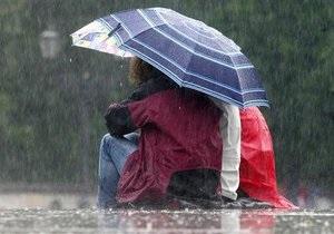 Прогноз погоды: Украину накроют дожди