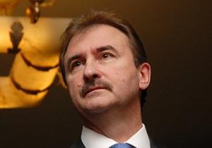 Попов отчитался перед Януковичем об экономическом развитии столицы