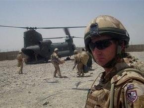 Британия завершила масштабную операцию против талибов на юге Афганистана