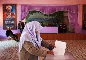 В Кыргызстане определили лидеров парламентских выборов