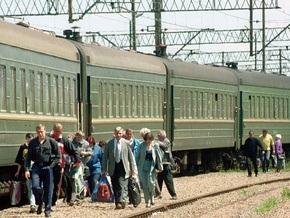 Польские таможенники конфисковали целый вагон поезда Киев-Варшава, набитый сигаретами