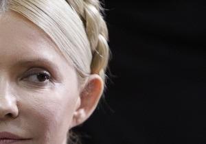 Следователи СБУ посетили Тимошенко в СИЗО