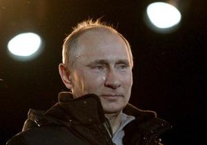 Украинский политолог: Плачущий Путин - главная сенсация выборов в России