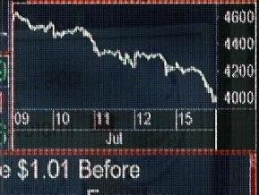 Рынки: Банки тянут на дно украинский рынок
