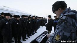 В челябинской колонии 82 заключенных порезали вены в знак протеста