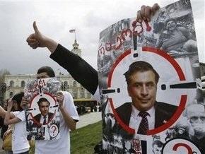 Оппозиция просит Саакашвили не применять силу