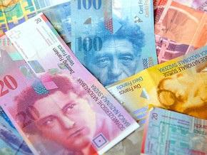 Украина выкупила еврооблигации на 768 млн швейцарских франков