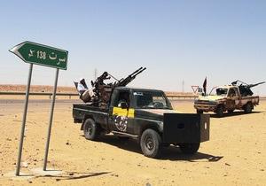 Каддафи заявил, что силы НАТО совершают  зверства  в его родном городе