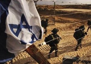 В результате авиаудара Израиля по сектору Газа погибли два палестинца