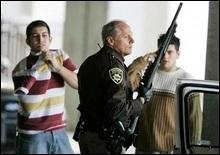 Стрельба в американском супермаркете