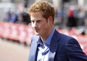 Королевская семья просит СМИ не распространять фото голого принца Гарри