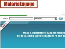 Студент создал социальную сеть в борьбе против малярии