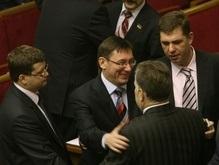 Коалиция готова рассмотреть инцидент между Луценко и Черновецким