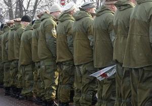 МВД просит не верить лидеру афганцев, повернувшихся спиной к Януковичу