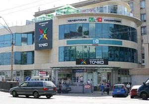 В одном из торговых центров Киева обнаружили подозрительный кейс