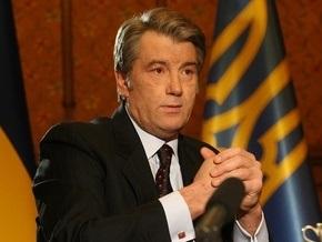 Ющенко подписал законы о ратификации новых межправительственных соглашений
