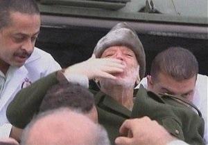 Останки Арафата изучат французские специалисты