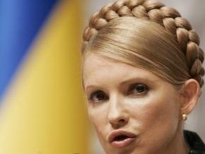 Тимошенко отдаст регионам часть налогов и повысит оклады чиновникам