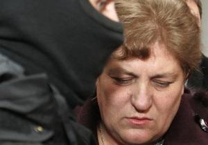 В Волгограде подтвердили арест бывшей сотрудницы Нафтогаза