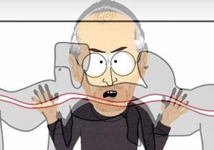 Первая серия нового сезона сериала South Park  будет посвящена компании Apple