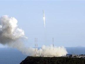 Первый южнокорейский спутник не вышел на заданную орбиту