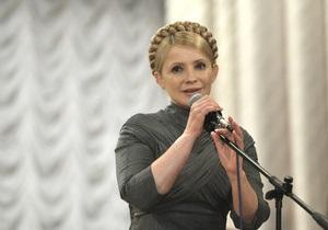 Тимошенко отказалась платить за exit-poll, но пообещала помочь найти спонсоров